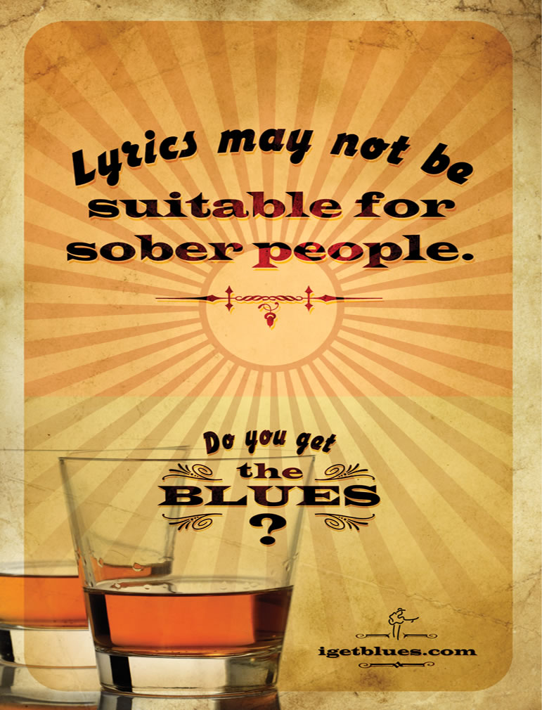 Blues Foundation - Lyrics May Not Be Suitable for Sober People