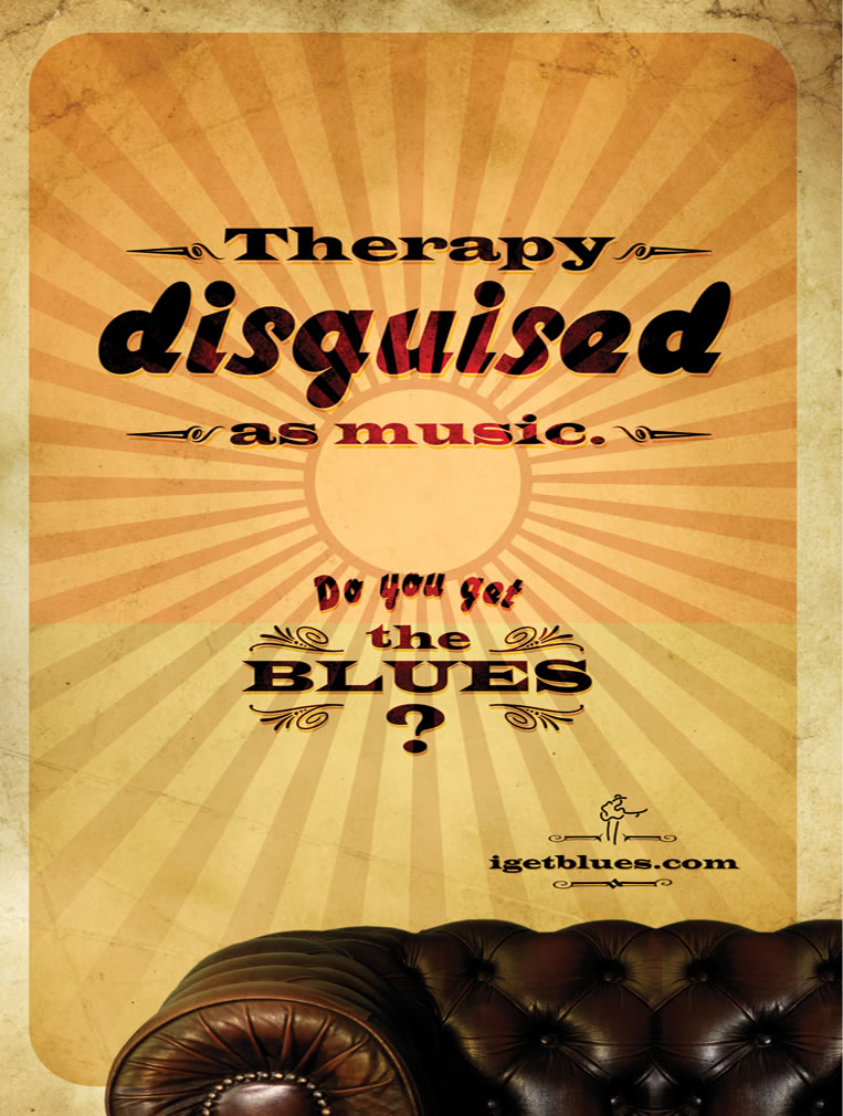 Blues Foundation - Therapy Disguised as Music