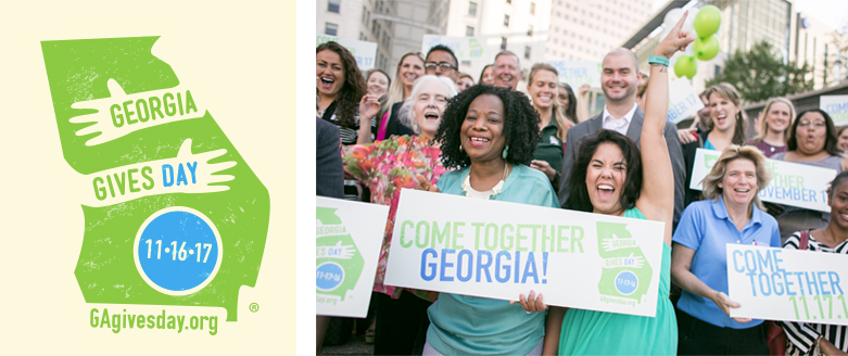 Georgia Gives Day - Come Together